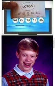 Badluck Brian Meme - that is bad luck bad luck brian know your meme