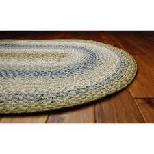 Braided Rugs Round by Braided Cotton Rugs Roselawnlutheran