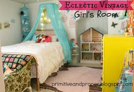 vintage eclectic bedroom