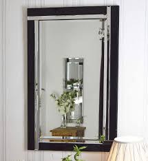 Decorative Framed Mirrors Interior Vintage Venetian Mirror For Classic Interior Decor
