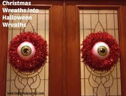 halloween wreath ideas home design ideas
