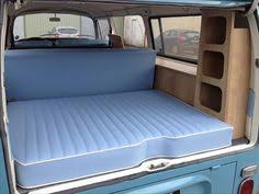 Pds Upholstery Vw Campervan Beetle U0026 Van Upholstery Specialists Volkswagen Bed