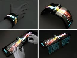 future technology gadgets the future of mobile gadgets flexible wrist computer gadgets