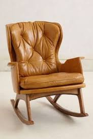 West Elm Ryder Rocking Chair Poang Leather Rocking Chair Ikea 2017 Furniture Pinterest