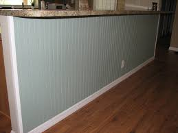 Kitchen Beadboard Backsplash by Decorating White Kitchen Cabiner With Countertop And Decorative