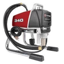 paint sprayer impact 340 electric airless paint sprayer 0532026