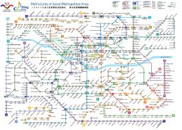 Tokyo Metro Route Map by Interactive Seoul Subway Map My Blog