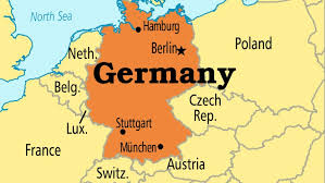 map of gemany election promises of germany s two major at a glance