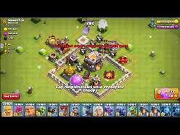 download game mod coc thunderbolt clash of lights s2 8 709 2 x mas and fhx download android 1 com