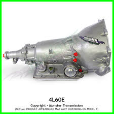 4l60e transmission high performance race transmission 1pc case 2wd