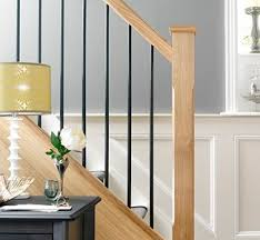 Oak Banisters And Handrails Transforming Your Stairs And Staircase Balustrade Is Easier Than