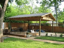 Attached Carports by 22 New Wooden Carports With Storage Pixelmari Com
