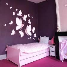 stickers papillon chambre bebe deco chambre bebe fille papillon maison design bahbecom decoration
