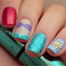 25 mermaid nails ideas mermaid