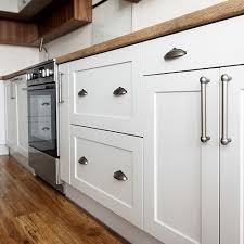 white shaker kitchen cabinets hardware 6 timeless designs for kitchen cabinets the craftsman