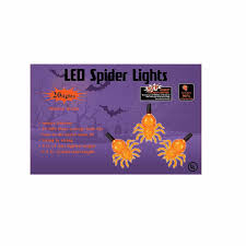 Halloween Spider Lights by Halloween Lights U0026 Decorations Page 2 Of 2 Northern Lights And