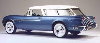 1953 corvette wagon reproductions