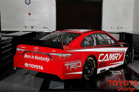 toyota drag car toyota reveals 2015 camry race car corporate
