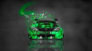 subaru wrx custom wallpaper subaru impreza wrx sti jdm tuning front domo kun toy car 2016