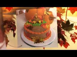 thanksgiving turkey cake ideas