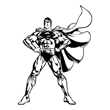 superman coloring pages printable free coloring pages kids