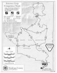 Mt Lemmon Hiking Trails Map Ford Canyon Trail White Tanks U2022 Hiking U2022 Arizona U2022 Hikearizona Com
