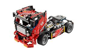 lego truck instructions technicbricks 8041 b model race car instructions are now available