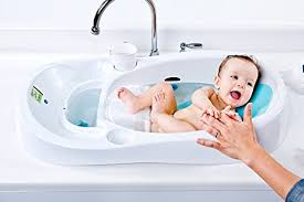 4moms baby bath tub white baby bathing seats and