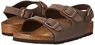 amazon com birkenstock roma sandal toddler little kid big kid