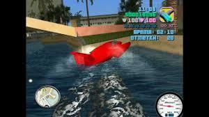 Challenge Vice Gta Vice City Stunt Boat Challenge Mission 14