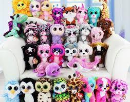 2017 ty beanie boos big eyes plush toy doll child birthday