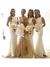 chagne bridesmaid dresses 97 best bridesmaid dress images on mermaid