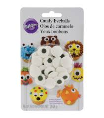 decorating candy 1oz large eyeball joann