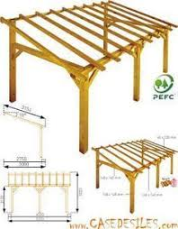 How To Build A Wooden Pergola by How To Build A Pergola Attached To House Back Deck By