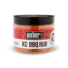 kansas city bbq rub weber sauces u0026 seasonings