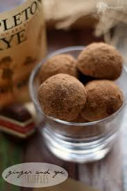 ginger and rye truffles all roads lead to the kitchen