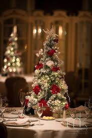 Make Your Own Christmas Centerpiece - christmas wedding 10 ways to rock your christmas wedding tree