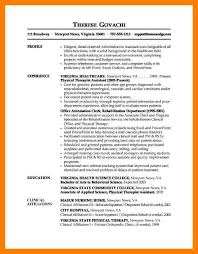 8 medical student resume mla cover page