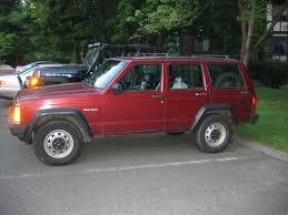 jeep cherokee 1986 photo and video review price allamericancars org