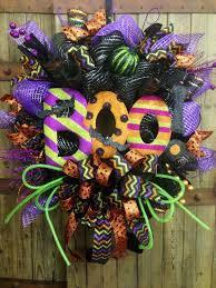 halloween boo wreath u2014 crafthubs