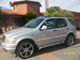 1999 mercedes ml 430 99 ml430 images search