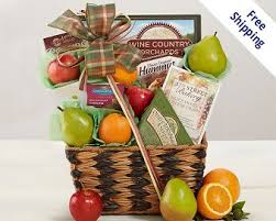 fruit gift baskets fruit baskets at wine country gift baskets