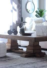 Pedestal Coffee Table Build An Easy Pedestal Coffee Table Coffee Tv Panel And Tables