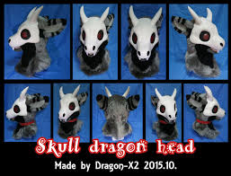 skull dragon fursuit head sold by dragon x2 fur affinity dot