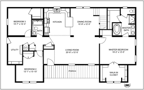 Customize Floor Plans The Oakwood Split Bedroom Feature For Kids In Our Modular Home