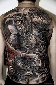 53 top japanese tattoos for back