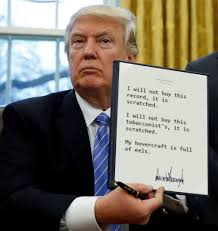Contract Law Meme - trump executive order generator lets you lay down the law cnet