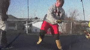 cvw trampoline event pt 3 triple threat match backyard wrestling