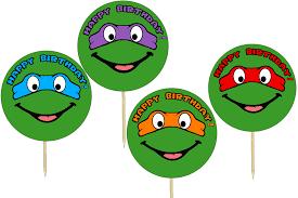 7 best images of tmnt birthday party printables ninja turtles