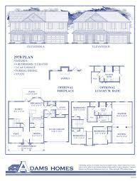 walkers ridge adams homes available floor plans